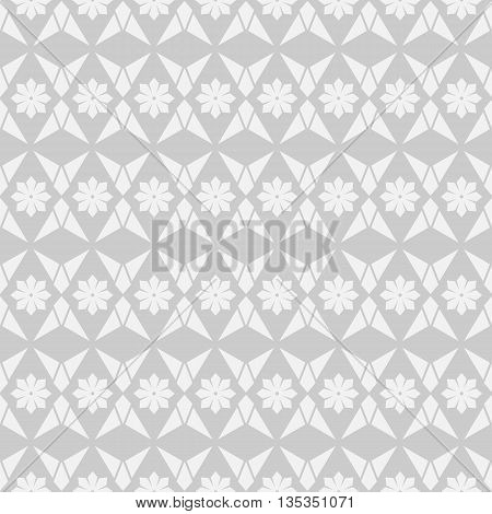 seamless abstract vector pattern texture in monochrome background