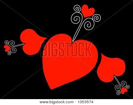 Hearts Art 1