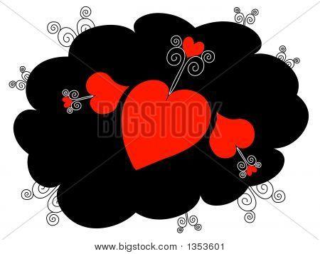 Hearts Art 6