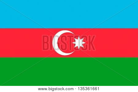 Flag of Azerbaijan officially the Republic of Azerbaijan is a country in the Transcaucasian region situated at the crossroads of Southwest Asia and Southeastern Europe.