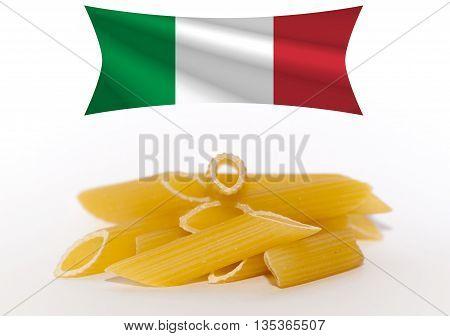Italian Pens Pasta
