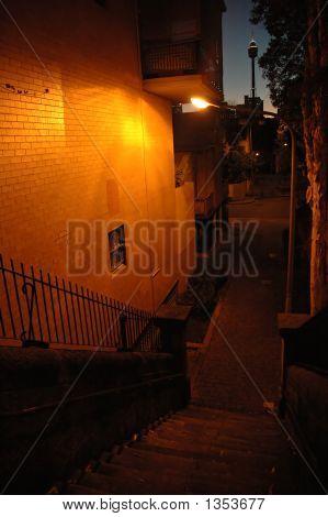 Orange Alley