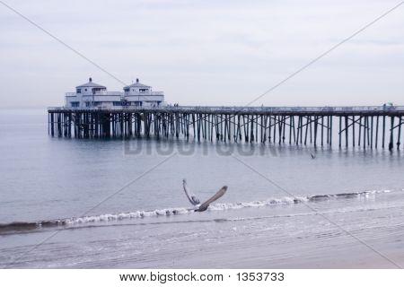 Muelle de Malibu