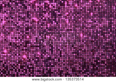 Violet background (texture) mosaic with light spots