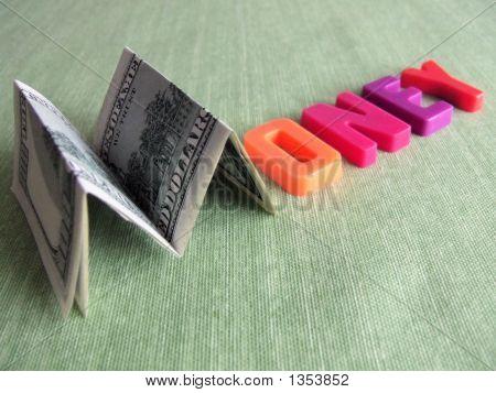 Money Colored L