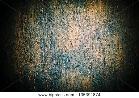 Dark Design Vintage Grunge Wall Plaster Texture
