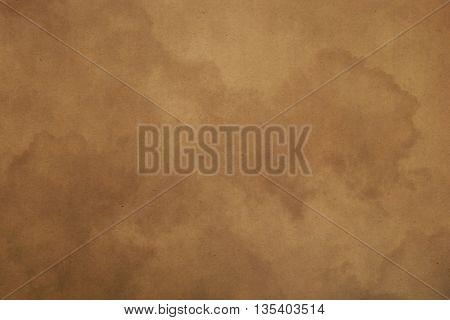 Old Vintage Brown Paper Parchment Background
