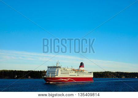 Floating Passenger Liner