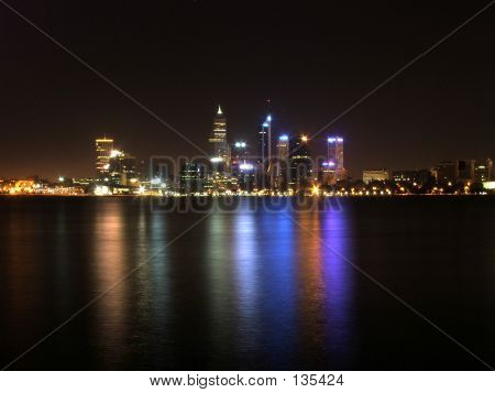 Perth City Night
