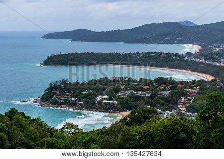 Karon Viewpoint Phuket Thailand