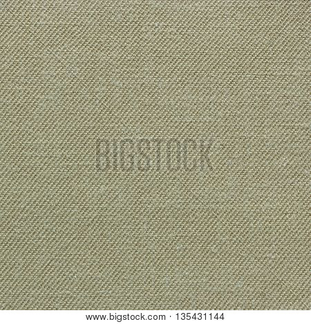 Closeup detail of brown fabric texture background