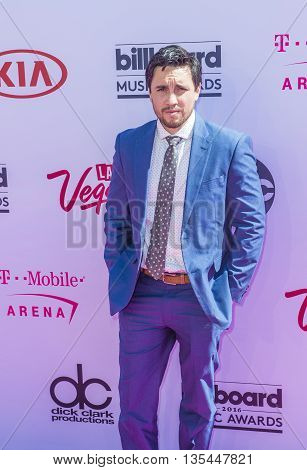 LAS VEGAS - MAY 22 : Recording artist Chester See attends the 2016 Billboard Music Awards at T-Mobile Arena on May 22 2016 in Las Vegas Nevada.