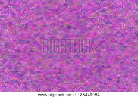 Abstract Colourful Watercolour Background In Shades Of Purple