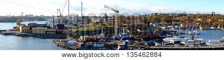 River Port, Fairy
