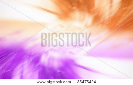3D rendering abstract background