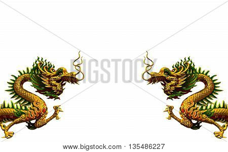 Dragon East Asia Chinese. Concepts And Ideas.