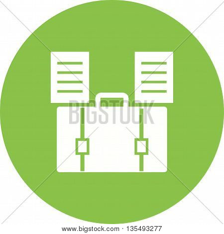 User, copy, documents icon vector image. Can also be used for digital web. Suitable for use on web apps, mobile apps and print media.