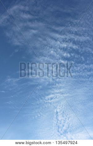 Cloud Textures with Blue Sky 13