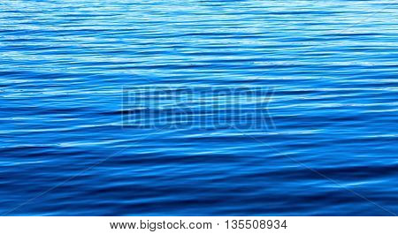Abstract water background. Natural water texture with  ripples