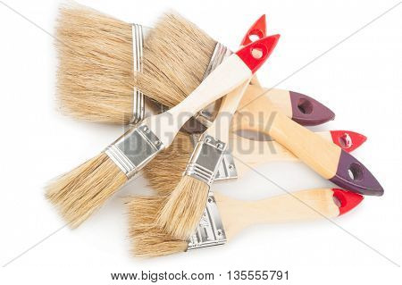 House paintbrushes