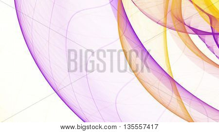 abstract colorful smoke flame over white background.