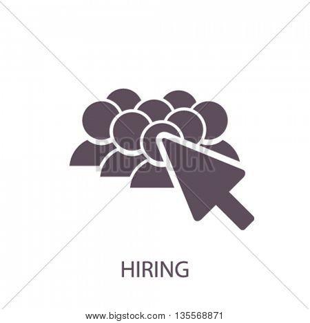 hiring icon