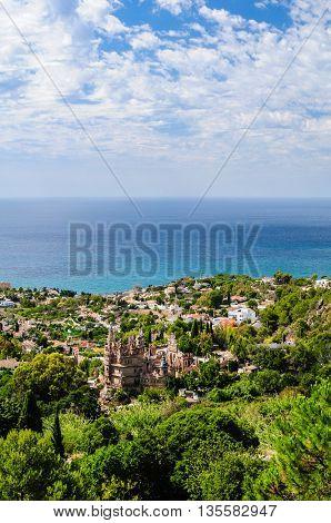 Benalmadena, Costa Del Sol, Malaga Province, Andalusia, Spain