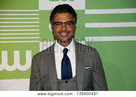 NEW YORK, NY - MAY 14: Actor Jaime Camil attends the 2015 CW Network Upfront Presentation at the London Hotel on May 14, 2015 in New York City.