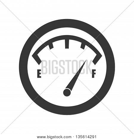 tool concept represented by wrench icon over isolated and flat background