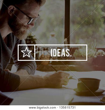 Ideas Creative Design Planning Thinking Concept