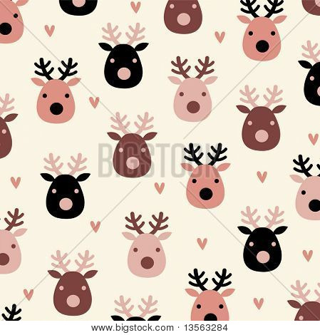 vector elk background design
