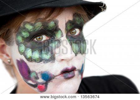 Floral Facepaint