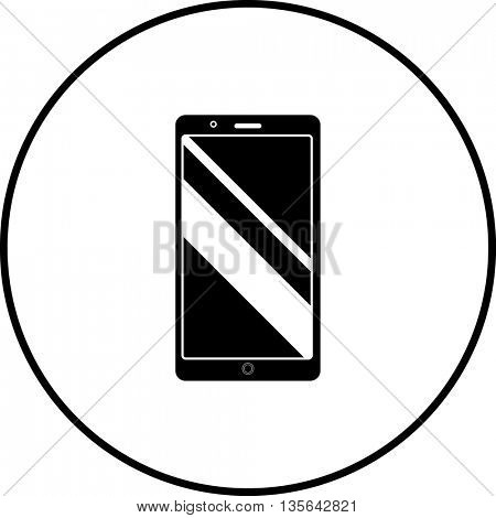 smartphone symbol