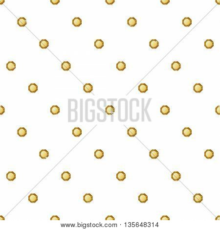 Diamonds seamless pattern. Vector illustration jewerly. Abstract diamond vector background. Seamless background, brilliant jewels