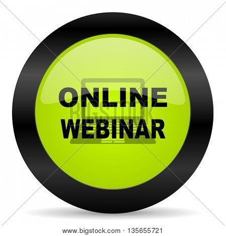 online webinar icon