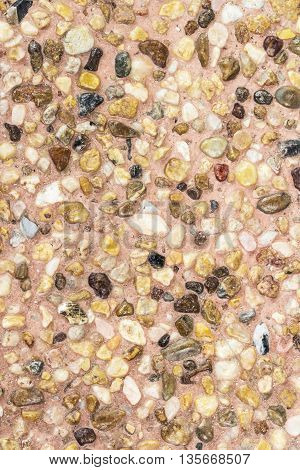 terrazzo stone background or textuer nature color