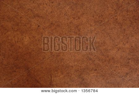 Brown Soft Leather Background