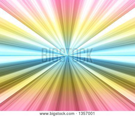 Burst gradiente #5