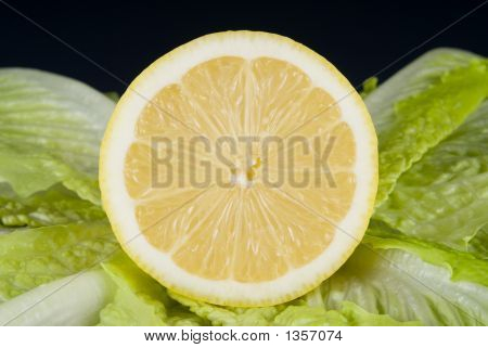 Lettuce And Lemon