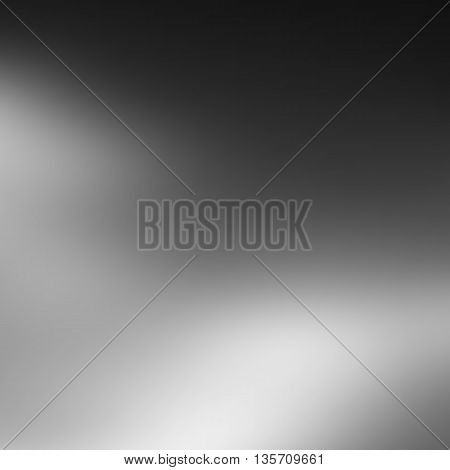 vector abstract grey background with blurred shapes