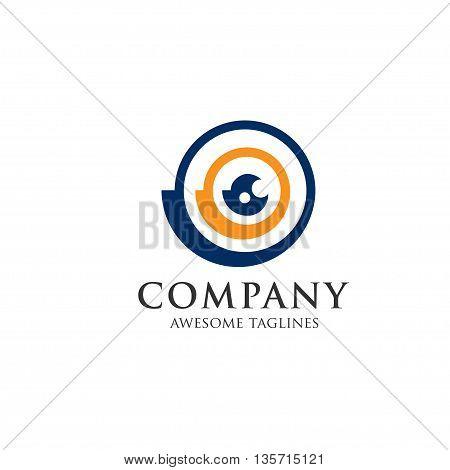 vision logo sign. Medicine logo. Medical logo, abstract eyes logo