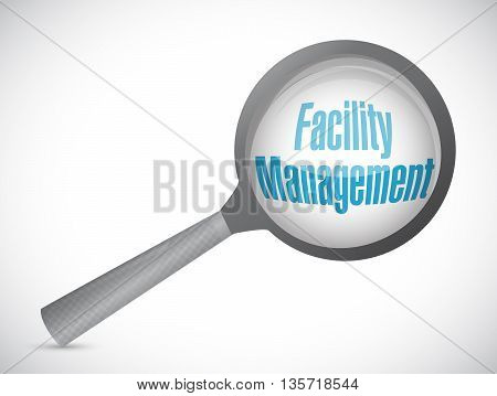 Facility Management Review Sign