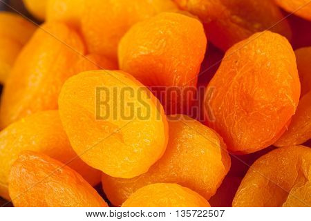 Organic Raw Dry Apricots