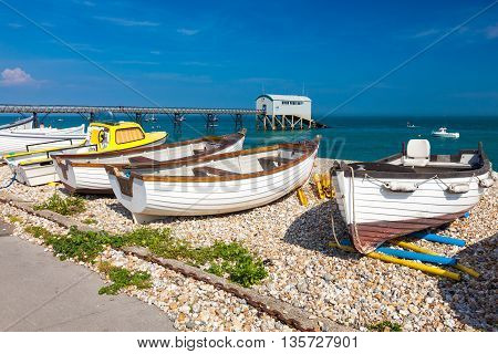 Selsey Bill West Sussex England