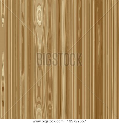 Light brown color wood vector texture background