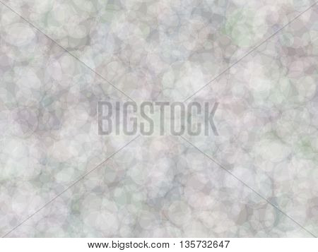 Abstract background, stipple effect. Mosaic abstract composition. Rhythmic colorful circles. Decorative shapes. Grey background. Eps10 with transparency