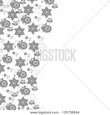 abstract background in gray color