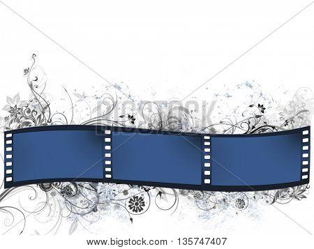 film tapes grunge