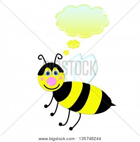 Bee thought