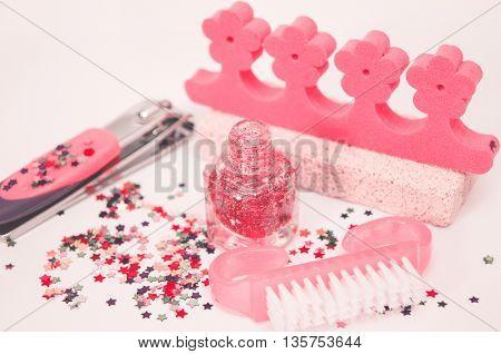 pedicure set